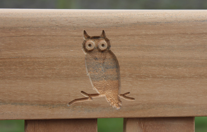 engraved-image-carved-into-wood-bench
